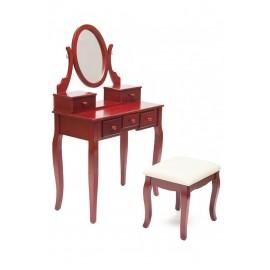 Туалетный столик с пуфом NY-V3023