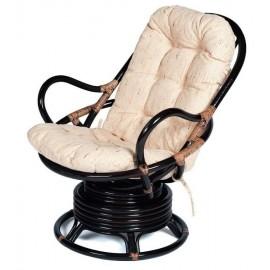 Кресло-качалка FLORES с матрасом