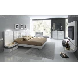 Кровать Lara MK-5220-RO односпальная