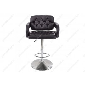Барный стул Shiny черный