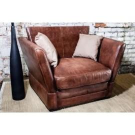Кожаный диван SF5063 (а)
