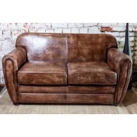 Кожаный диван SF5042