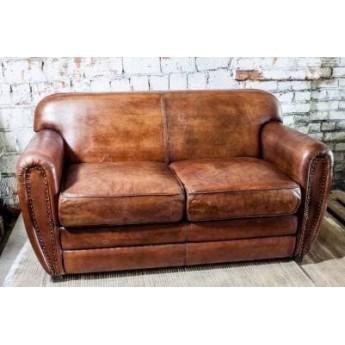 Кожаный диван SF5058