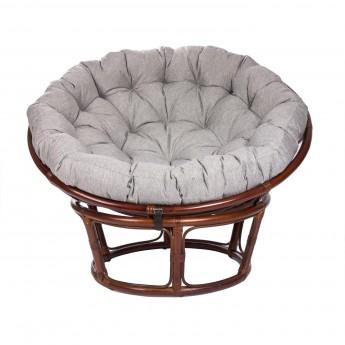 Кресло для отдыха PAPASUN CHAIR с подушкой цвет Коньяк