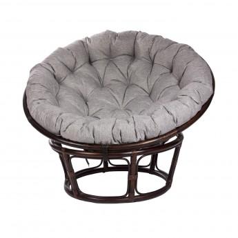 Кресло для отдыха PAPASUN CHAIR с подушкой цвет Орех