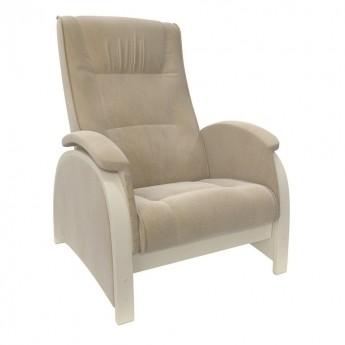 Кресло-глайдер МИ Модель Balance 2 Дуб шампань/шпон, ткань Verona Vanilla