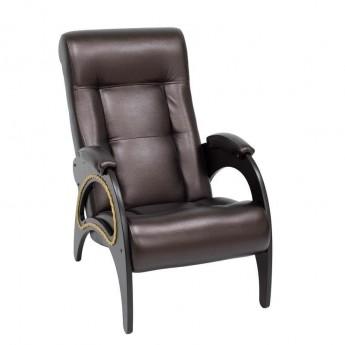 Кресло для отдыха МИ Модель 41 Венге, к/з Oregon perlamutr 120