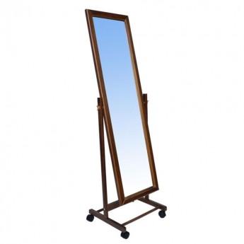Зеркало напольное Leset Мэмфис орех