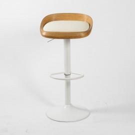 Барный стул LOU белый