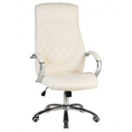 Кресло LMR-117B, кремовое