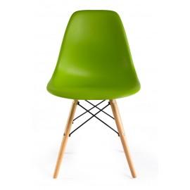 Стул Eames зелёный