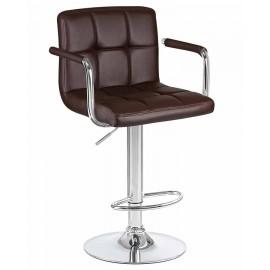 Барный стул LM-5011, коричневый