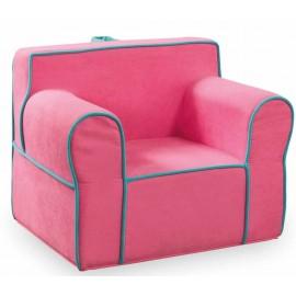 Детский пуфик стул Cilek Comfort розовый