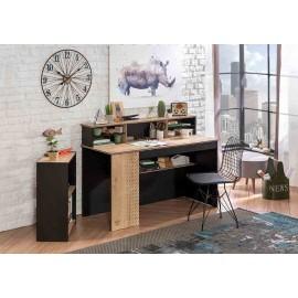 Надстройка к письменному столу Cilek Black