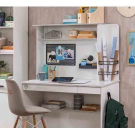 Надстройка к письменному столу Cilek White