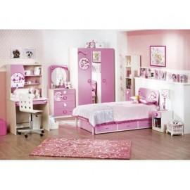 SL PRINCESS Выдвижное спальное место под, матрас 90х190см