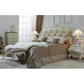 Кровать Кожа 87 R105-K (180*200)кожа 87
