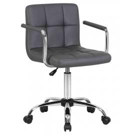 Офисное кресло для персонала DOBRIN TERRY LM-9400, серый