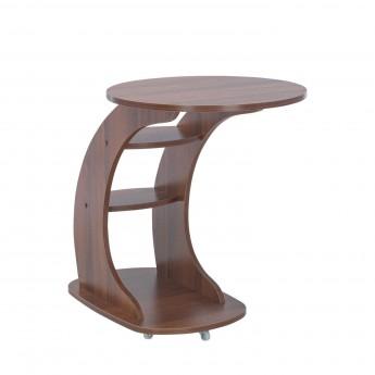 Подкатной столик МИ Стелс Орех