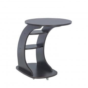 Подкатной столик МИ Стелс Венге