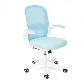 Кресло Happy white, голубой