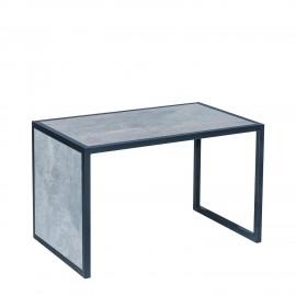 Стол универсальный Leset Бриг, цемент