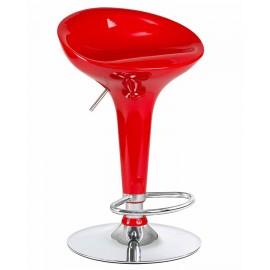 Барный стул LM-1004, красный