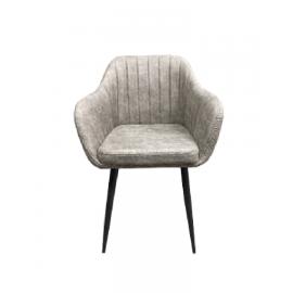 Кресло OKAY8709, Нубук латте