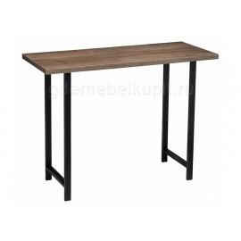 Консольный столик Пегас дуб велингтон / черный матовый