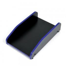 Подставка п/сист. блок StrikeRack NEO, черный/синяя кромка