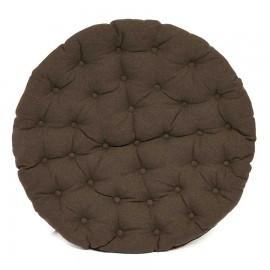 """Матрац для кресла """"Papasan Cleo"""" M, коричневый"""