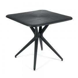 Стол KNORR (mod. TT73), черный