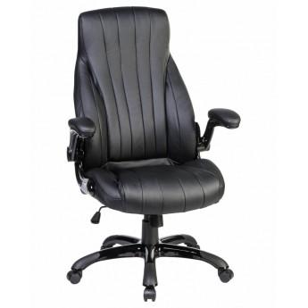 Офисное кресло для руководителей DOBRIN WARREN LMR-112B, черный