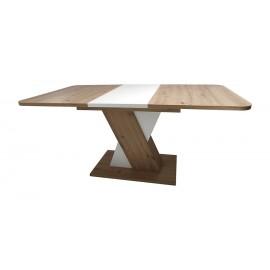 Стол обеденный BRIDGE, Дуб артисан / Вольфрам